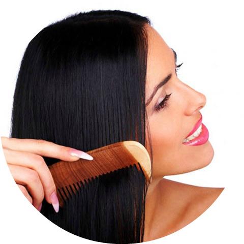 Натуральная косметика для волос