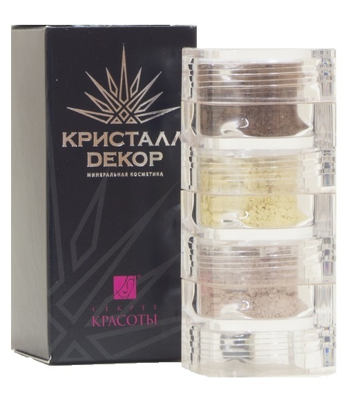 Кристалл декор косметика купить в москве купить косметику и парфюмерию на авито